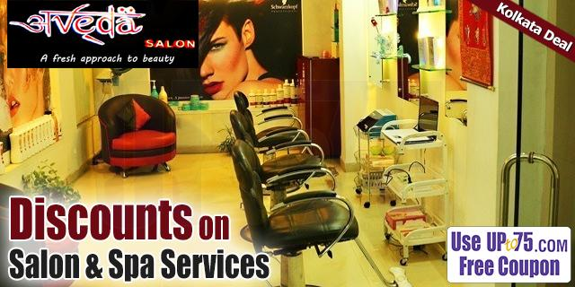 Aveda Salon offers India