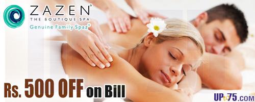 Zazen Spa offers India