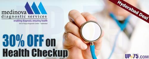 Medinova Diagnostic services offers India