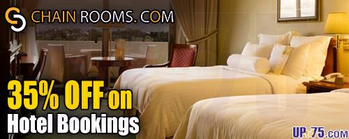 Chain Rooms offers India