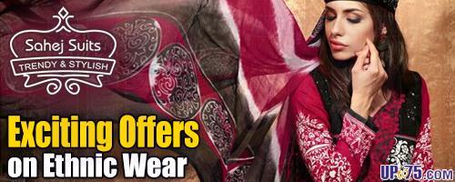 Sahej Suits offers India