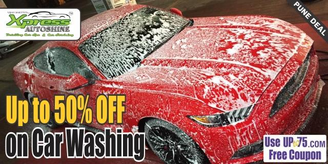 Xpress Autoshine Detailing Car Spa offers India