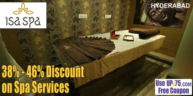 Isa Spa offers India