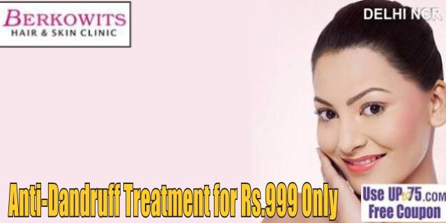 Berkowits Hair and Skin Clinic offers India