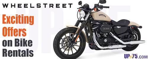Wheelstreet offers India