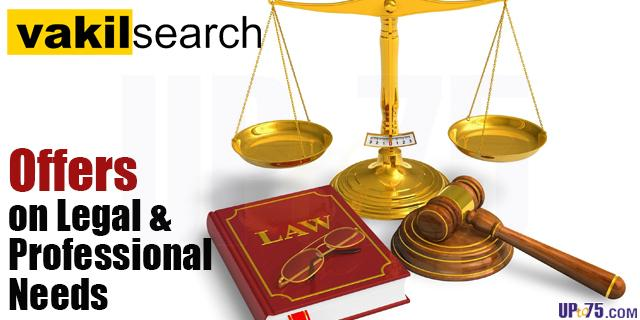 Vakilsearch offers India