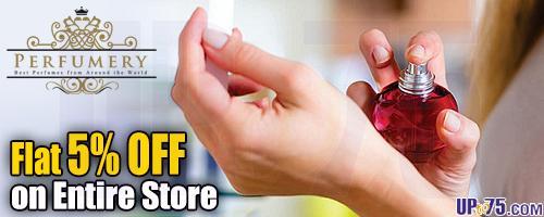 Perfumery offers India