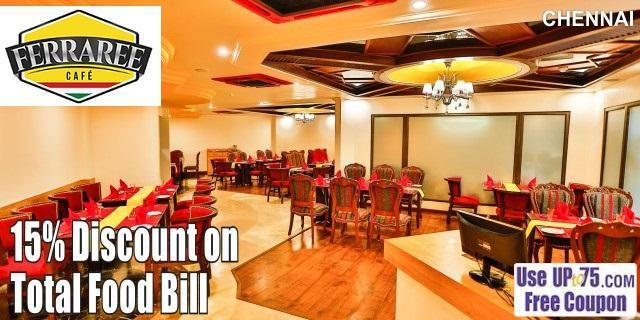 Ferraree Restaurant at Hotel Benzz Park offers India