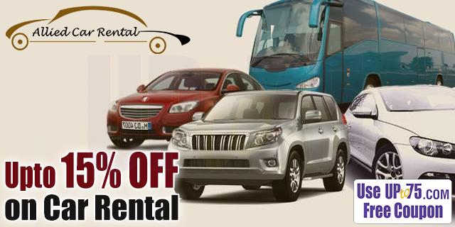 Allied Car Rental offers India