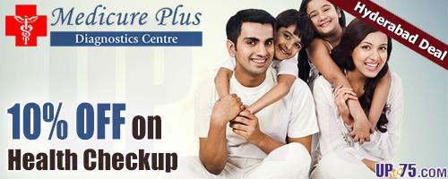 Medicure Plus Diagnostics Centre offers India