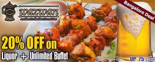 Wazwan offers India