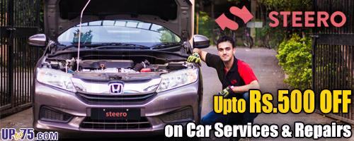 Steero offers India