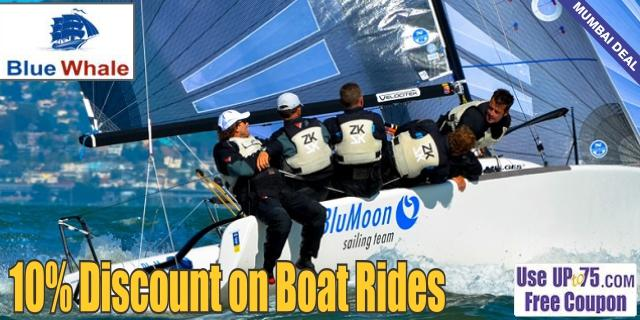 Blue Whale Water Sports offers India