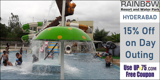 Rainbow Resort and Water Park offers India