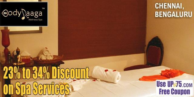 Body Raaga Wellness Spa offers India