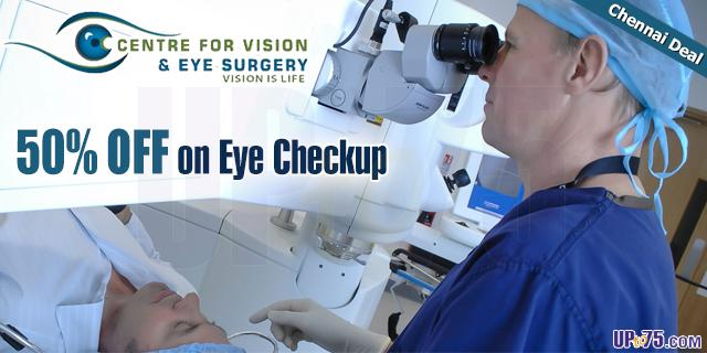 Centre for Vision and Eye Surgery offers India