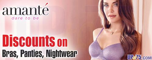 Amante Lingerie offers India