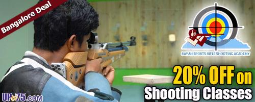 Rayan Sports Rifle Shooting Academy offers India