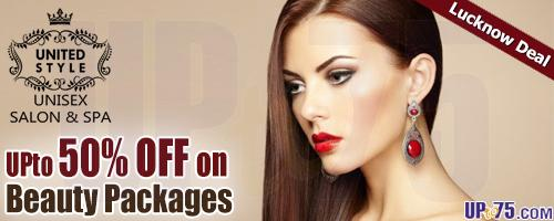 United Style Unisex Salon and Spa offers India