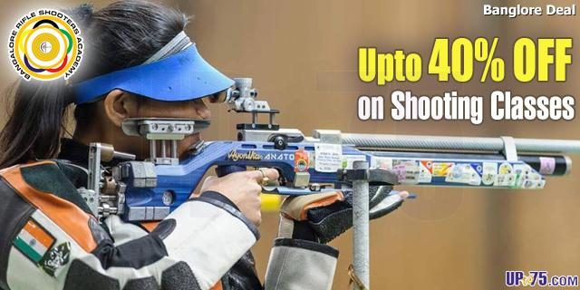 Bangalore Rifle Shooters Academy offers India