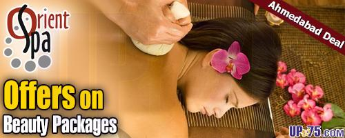 Orient Spa and Salon offers India