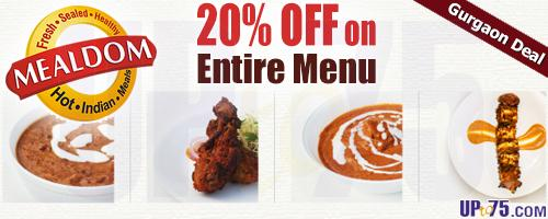 Mealdom offers India