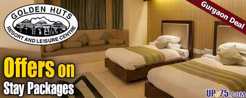 Golden Huts Resorts offers India