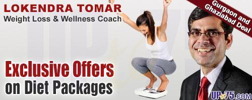 Lokendra Tomar Weight Loss & Wellness Coach offers India