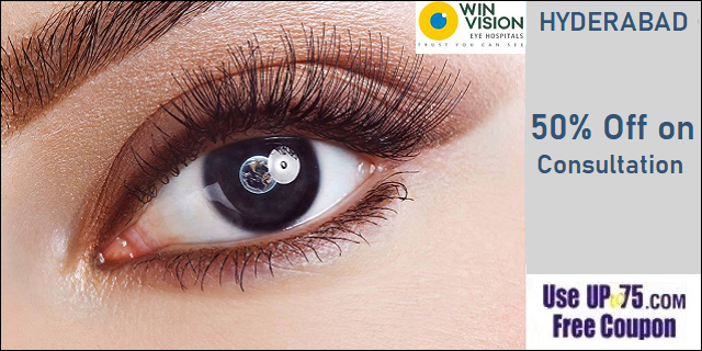 Win Vision Eye Hospital offers India