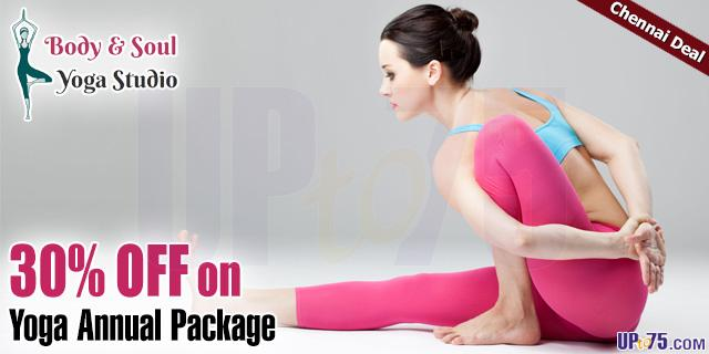 Body and Soul Yoga Studio offers India