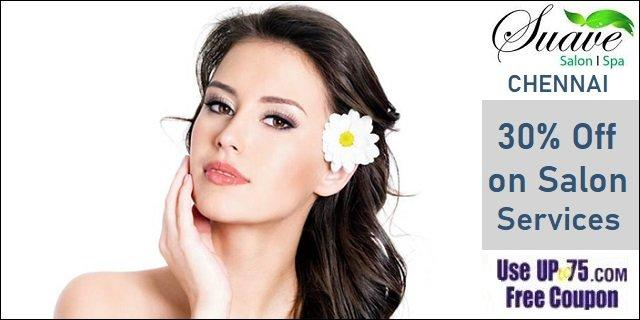 Suave Salon and Spa offers India
