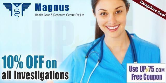 Magnus Diagnostic Centre offers India