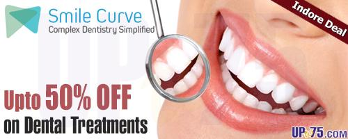 Smile Curve Dental Clinic offers India