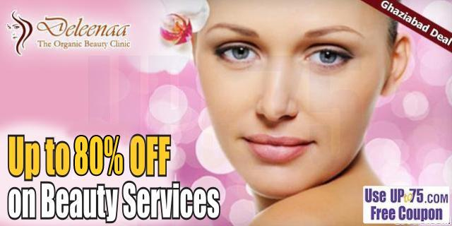 Deleenaa Organic Beauty Clinic offers India