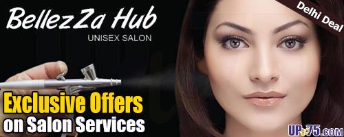 Bellezza Hub Unisex Salon offers India