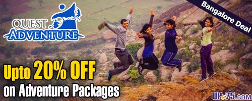 Quest Adventure offers India