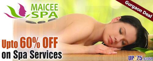 Maicee Spa offers India