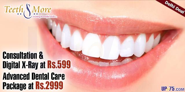 Teeth and More Dental Clinic offers India