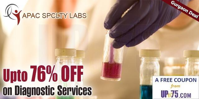 APAC Spclty Labs offers India