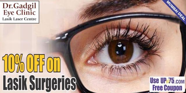 Dr Gadgil Eye Clinic Lasik Centre offers India