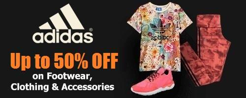 Adidas Offers Online Footwear Store