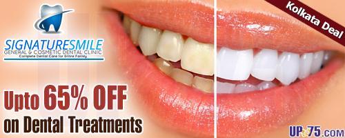 Signature Smile Dental Clinic offers India