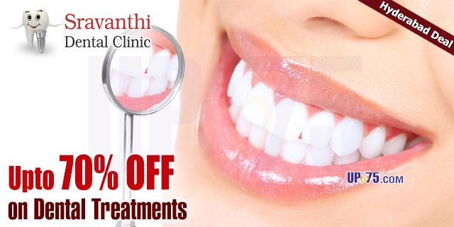Sravanthi Dental Care offers India