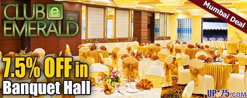Club Emerald offers India