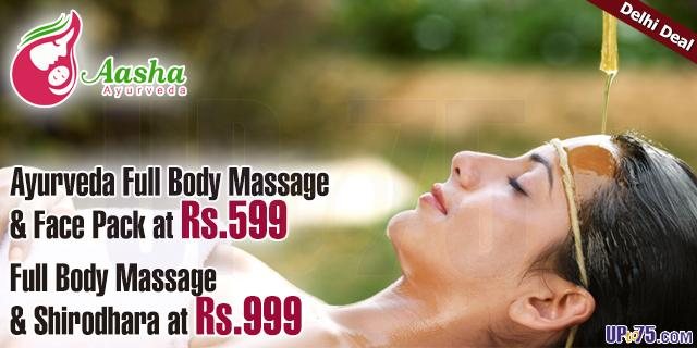 Aasha Ayurveda Spa offers India