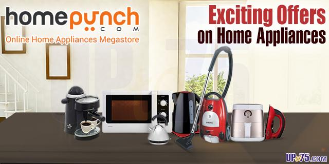 HomePunch offers India