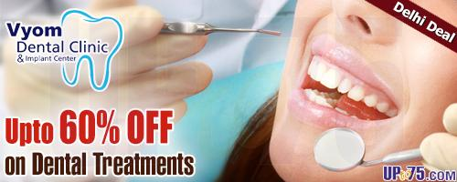 Vyom Dental Clinic And Implant Center offers India