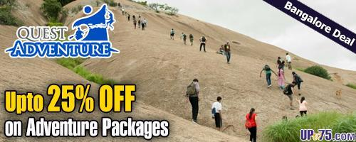 Quest Adventure offers India