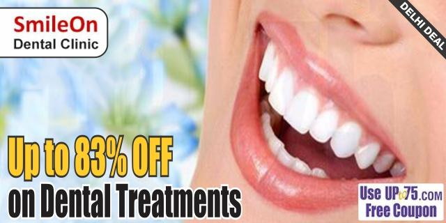 Smile On Dental Clinic offers India