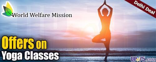 World Welfare Mission Yoga Studio offers India